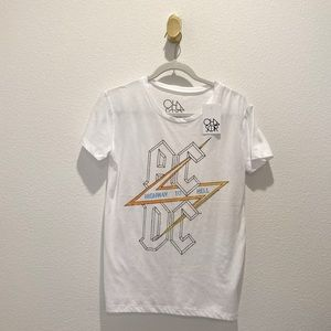 NWT Chaser AC/DC Graphic Tee